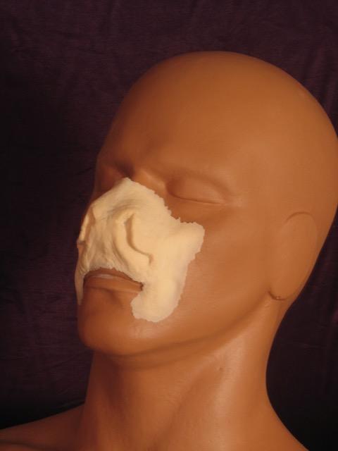 FRW-138 Alien Nose #2
